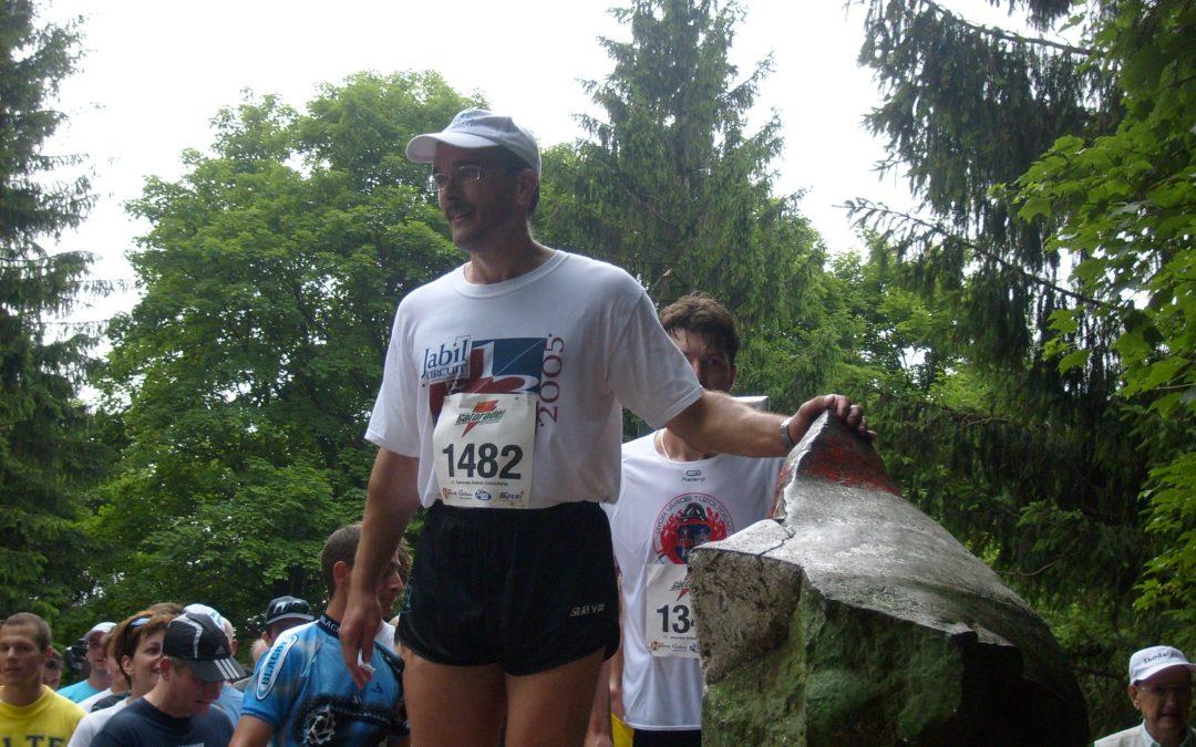 Magyarország legmagasabb pontján is futottam