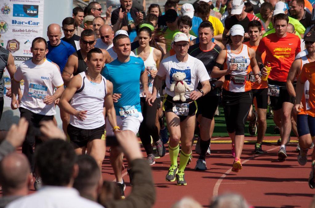 Pillanatkép maraton közben